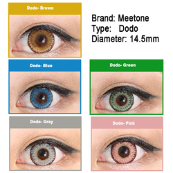 DODO Contact Lenses 3 Tone