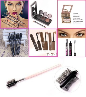Brow & Lip Make up