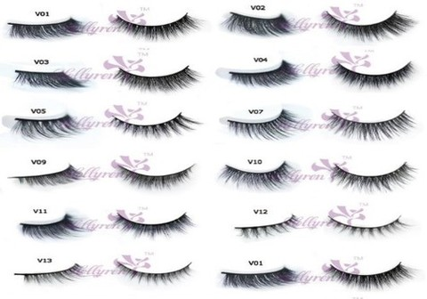 Upper / Top False Lashes
