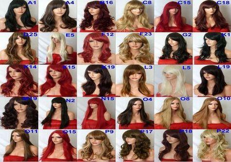 Full Ladies Wig
