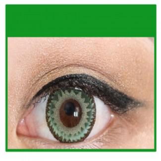 2eceba2eb3d GREEN Cosmetic Coloured Contact Lenses Dodo