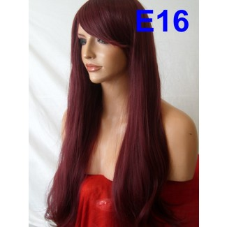 Red Plum Wig