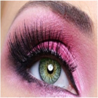 GREEN 12 Month Wear 3for2 on ALL Coloured Contact Lenses A3 Natural Contact Lenses Lens 3 TONE Contacts (2 lenses)