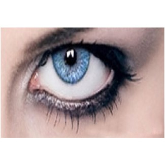 BLUE 12 Month Wear 3for2 DEAL on ALL Coloured Contact Lenses Lens Chanel3 Natural Colour 3 TONE Contacts (2 lenses)
