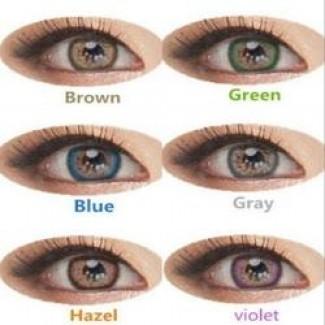 03e5c74072 Contact lenses Naty B puffy 3 Tones