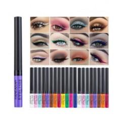 HANDAIYAN 12 Colours Long Lasting Matte Waterproof Liquid Eyeliner Stunning Eye Liner