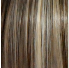 Dark Brown highlight Blonde #4/613