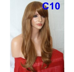 Ginger Wig | Curly Wig | Clip in Hair extensions | Quickclipinhairextensions.co.uk