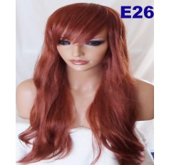 Red Wig | Hair pieces | Clip in Hair extensions | Quickclipinhairextensions.co.uk