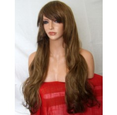 Brown Blonde Mix Wig