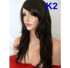 Dark Brown Wig