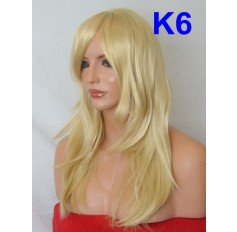 Golden Blonde Wig