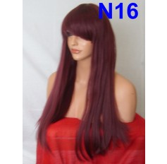Shade 16 - Plum Red #99J -Style N Poker Straight