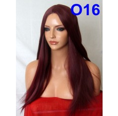 Shade 16 - Plum Red #99J -Style O Poker Straight