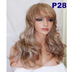 Cappuccino Brown Wig