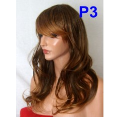 Brown Wig | Curly Wig | Clip in Hair extensions | Quickclipinhairextensions.co.uk