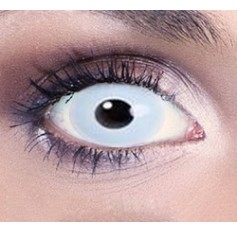 Zombie Blue contact lenses | Free solution | Quickclipinhairextensions.co.uk