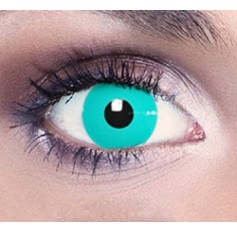 Frozen Ghost contact lenses | Free solution | Quickclipinhairextensions.co.uk