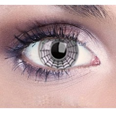 spider web contact lenses | Free solution | Quickclipinhairextensions.co.uk