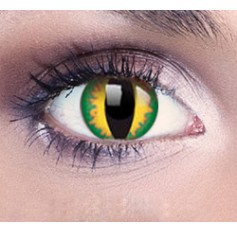 Green Dragon Contact Lenses 1 Year