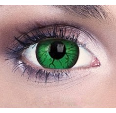 Green Goblin Contact Lenses 1 Year