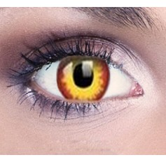 Hell Boy contact lenses | Free solution | Quickclipinhairextensions.co.uk