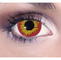 Pennywise contact lenses | Free solution | Quickclipinhairextensions.co.uk