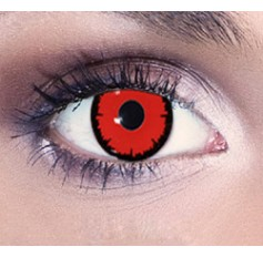 Red Hulk Contact Lenses 1 Year