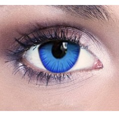 Poisedon Blue Contact Lenses 1 Year
