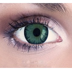 Green Doll Contact Lenses 1 Year