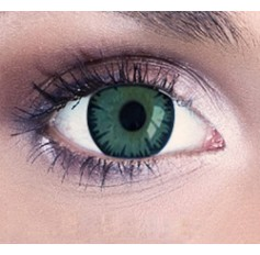 Green Wolf Contact Lenses 1 Year