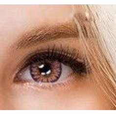 PINK MOCHA Contact lenses Colours of the Wind - 1 Year (Pair)