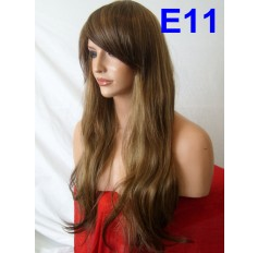 Brown Wig | Hair pieces | Clip in Hair extensions | Quickclipinhairextensions.co.uk