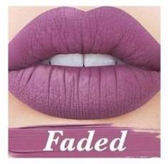 Faded Liquid Lipstick