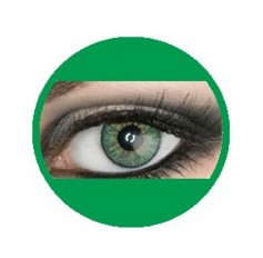 Green Coloured Contact Lenses