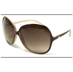 Woman Sunglasses | Fashion Sunglasses | DG48506 BROWN BEIGE ARMS | Quickclipinhairextensions.co.uk