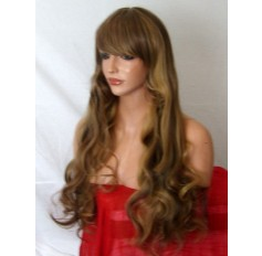 Blonde Wig | Curly Wig | Clip in Hair extensions | Quickclipinhairextensions.co.uk