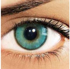 Blue Green Marine Hidrocharme Hidrocor Freshgo Contact Lens 3for2 on all Annual 12 MONTH wear lenses Coloured Contacts (2 lenses)