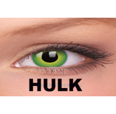 Hulk Contact Lenses 1 Year
