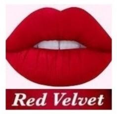 Red Velvet Liquid Lipstick