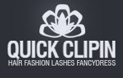 Quickclipinhairextensions.co.uk Logo